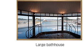 Large bathhouse